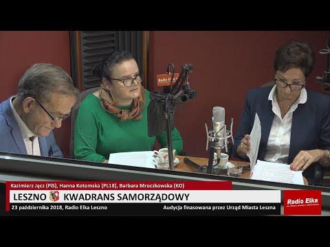 Wideo1: Leszno Kwadrans Samorządowy 23.10.2019