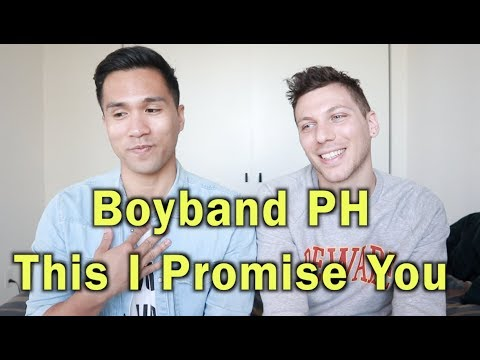 "Gays React To BoybandPH sings ""This I Promise You"" by NSYNC 