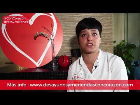 Desayunos y Meriendas #ConCorazón 2019 | Mara Castellano
