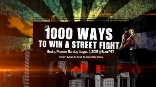 "1000 Ways To Win A Street Fight"" show's real life violent situations! Things that can happen to you or your family any time, anywhere. Learn simple defense...."