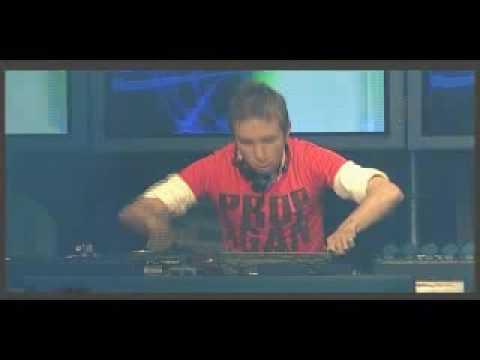 Eddie Halliwell - Sunrise Festival 2006 Poland (видео)