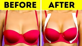 Video 29 BEST BRA HACKS EVERY GIRL NEED TO KNOW MP3, 3GP, MP4, WEBM, AVI, FLV Maret 2019