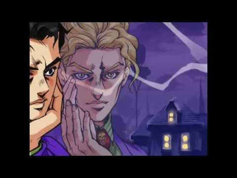JoJo's bizarre adventure x Dragon Ball MAD: Romance te puedo dar versión Kira: Español: Latino