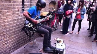 Lewis Floyd Henry - Black Sabbath/Wu Tang Clan on Brick Lane