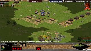2vs2 Random | GameTV vs Liên Quân POW | Ngày: 23-01-2018. BLV: G_Kami