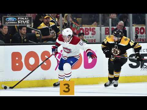 Video: Ford F-150 Final Five Facts: Bruins fall short to Canadiens