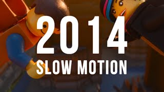 2014  How We Used Slow Motion