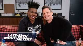 Game of Jones: Leslie Jones and Seth Watch Game of Thrones' Final Season Premiere