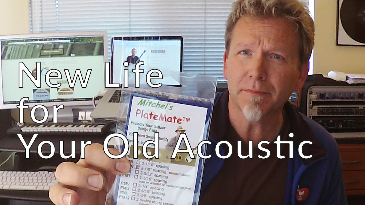 New Life for Your Old Acoustic – Guitar Discoveries #17