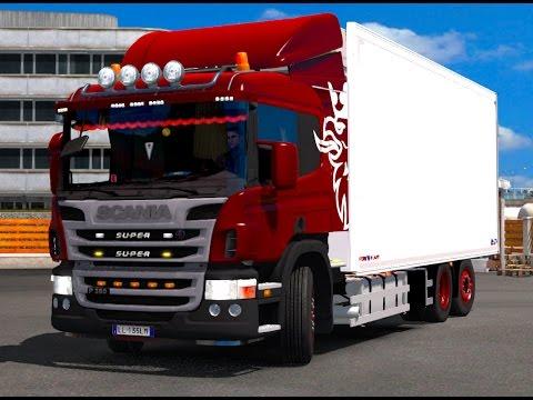 Scania p360 V1.5 1.25