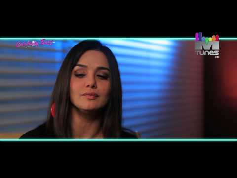 Preity - Preity Zinta on the sets of MTunes, talks about her latest release Ishkq In Paris. Preity goes down memory lane and mentions how shy Salman can get on receiving a compliment. Salman not only...