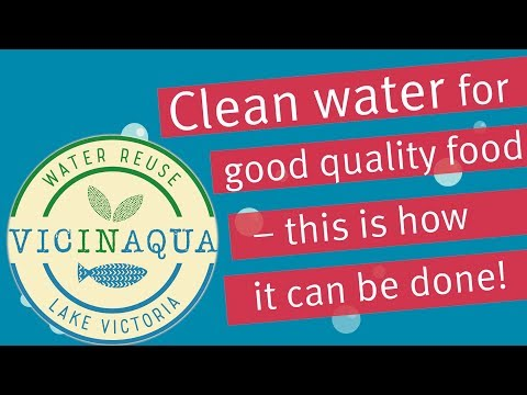 VicInAqua Water Treatment Project