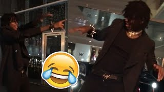 Sahbabii hitting his birdman. Don't forget to like, share, and subscribe! Get all the latest news here at the tip of your finger tips! Subscribe for DAILY videos on the ...