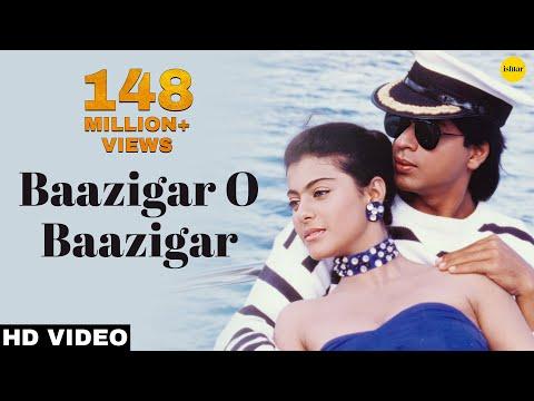 Download Baazigar O Baazigar-HD VIDEO SONG | Shahrukh Khan & Kajol | Baazigar | 90's Superhit Hindi Love Song HD Mp4 3GP Video and MP3