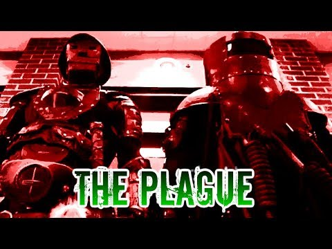 """The Plague"" Movie Trailer (Hobo with a Shotgun Spin-Off)"