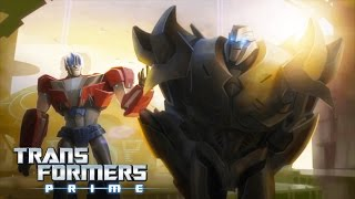 Video Transformers Prime - The Origin Story of Optimus Prime & Megatron MP3, 3GP, MP4, WEBM, AVI, FLV November 2017