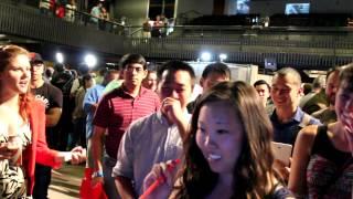 Reakcja ludzi na Vapshot - LIVE engadget.com w Austin!