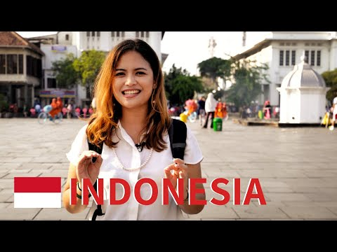 JAKARTA Travel Guide - The Capital of INDONESIA 🇮🇩 (My hometown)