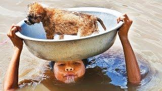 8 Fotos von Menschen, die unsere Welt zu einem besseren Ort machen!