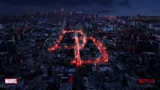 Marvel & Netflix Announce Daredevil Release Date - Marvel's Daredevil Motion Poster