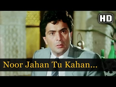 Video Ghar Ghar Ki Kahani - Noor Jahan Tu Kaha Hai - Bappi Lahiri - Asha Bhosle download in MP3, 3GP, MP4, WEBM, AVI, FLV January 2017