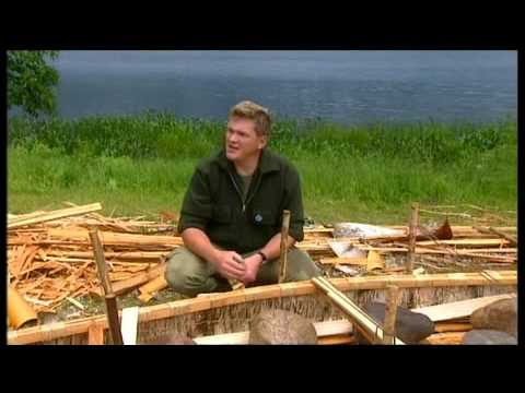 The Birch Bark Canoe