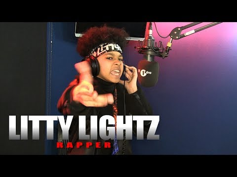 LITTY LIGHTZ | FIRE IN THE BOOTH @CharlieSloth @LIGHTZ_music