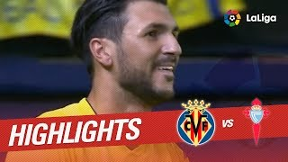 image of Resumen de Villarreal CF vs Celta de Vigo (5-0)