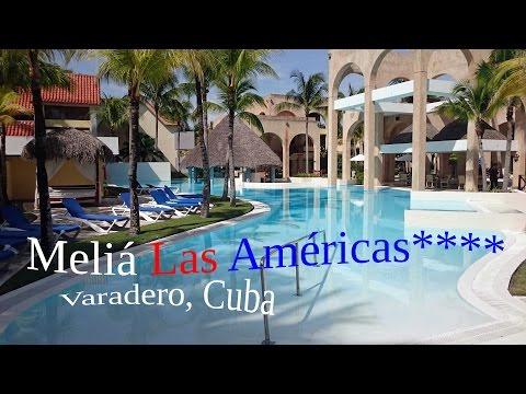 Meliá Las Américas Hotel, Varadero Cuba special 4K