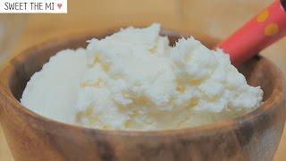 Homemade butter & buttermilk!♡ Subscribe http://goo.gl/7g46xe♡Character Baking http://goo.gl/s7OR8t♡Sweet&Cute Dessert  http://goo.gl/xC7aAD♡sweet the mi Collabo http://goo.gl/yUsZwd@@Subscribe and Like always thanks !!!! @@--------------------------------------------☆instagram  #  https://instagram.com/sweetthemi1★facebook # https://www.facebook.com/sweetthemi☆blog  #  http://blog.naver.com/mi__im0★twitter # https://twitter.com/mi_im0☆e-mail # mi__im0@naver.com--------------------------------------------MUSIC BYAnd So It Begins - Artificial Music▷▷▷▷▷▷▷▷▷▷▷▷▷▷▷▷▷▷▷▷▷▷▷▷▷▷Camera - Panasonic LUMIX GH4,  Lenses - LUMIX G X 12-35mm F2.8 , Leica DG Macro-Elmarit 45mm F2.8 Video editing software - 소니 베가스 13.0 Sony Vegas Pro 13.0Mic - ZOOM H6, RODE NTG-2▷▷▷▷▷▷▷▷▷▷▷▷▷▷▷▷▷▷▷▷▷▷▷▷▷▷