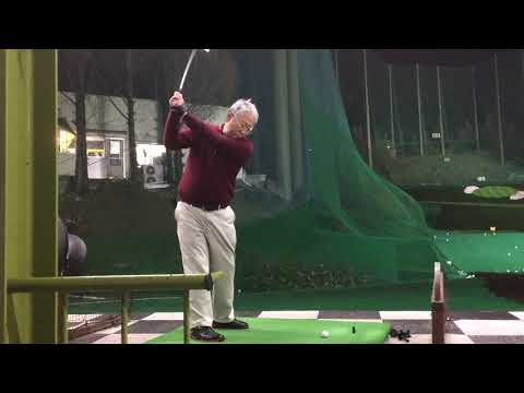 【60歳からのゴルフレッスン】腕力に頼らないスイング