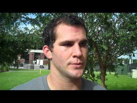 Blake Bortles Interview 8/1/2012 video.