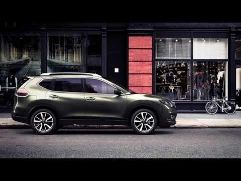 Новый Nissan X-Trail 2014 - ВИДЕО обзор!