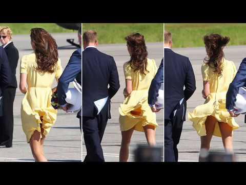 凱特王妃,英國王室最美麗的屁股…