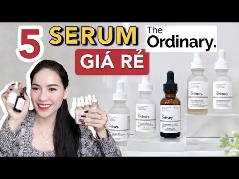REVIEW 5 Serum giá rẻ bán chạy nhất THE ORDINARY | NGON- BỔ-RẺ HAY NÊN VỨT VÀO SỌT RÁC?!?