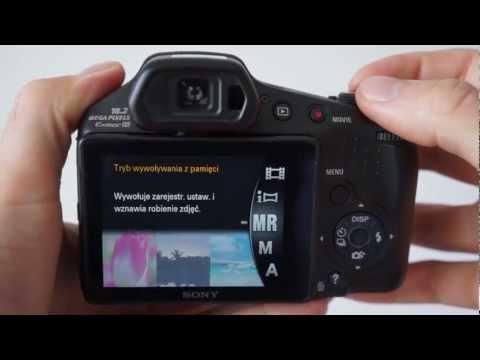 Sony Cyber-shot HX200V - test aparatu z 30-krotnym zoomem [PL]