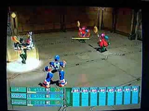 megaman x command mission gamecube walkthrough