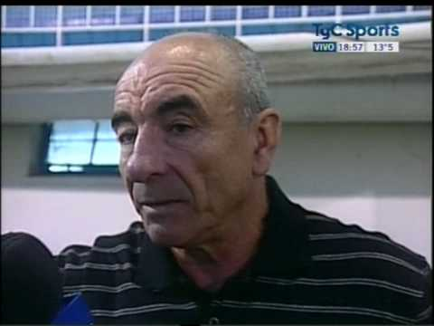 Palabras de Carlos Trullet sobre el Atlético de Rafaela
