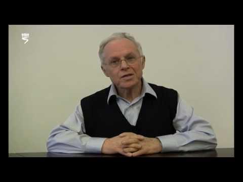 Ehud Loeb spricht über den Novemberpogrom in Bühl.