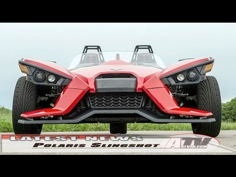 latest - ATV Television Latest News - 2015 Polaris Slingshot Introduction SEE ALL OUR OVER 670 VIDEOS @ http://www.ATVTV.Com/ FOR more info on this machine: http://www.Polaris.com/en-us/slingshot CONTACT...