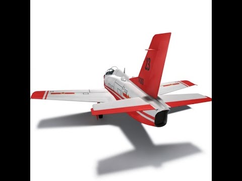 Download 3D Model K-8 Karakorum...
