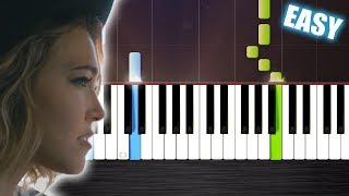 Rachel Platten - Fight Song - EASY Piano Tutorial  Ноты и М�Д� (MIDI) можем выслать Вам (Sheet music