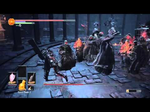 DARK SOULS 3 - Killing Deacons of the Deep