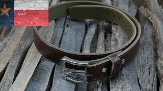 "In this video, I review the Magpul Tejas ""El Original"" Gun Belt and discuss some of the pros and cons with this belt. For more information on this belt, check out the following link:https://www.magpul.com/products/magpul-tejas-gun-belt-el-original-1-5-inchThanks for watching and subscribing! Keep up the good fight!~The Lonestar Patriot"