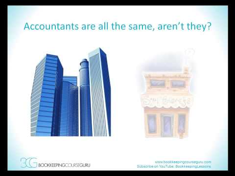 Bookkeeping Courses: What is accounting? Bookkeeping Course Guru