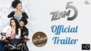 Team 5 Malayalam Movie Trailer