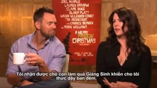 Joel McHale & Lauren Graham: A MERRY FRIGGIN' CHRISTMAS