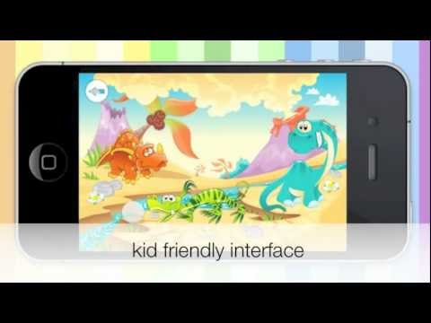 Video of Dinosaurs for Babies NO ADS