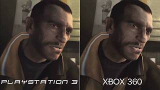 GTA4 - PS3 vs Xbox 360