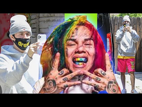 Justin Bieber Shies Away From Commenting On Tekashi 6ix9ine/Billboard Controversy